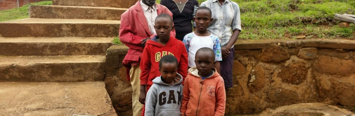 'Equal Opportunities' Orphanage in Burundi